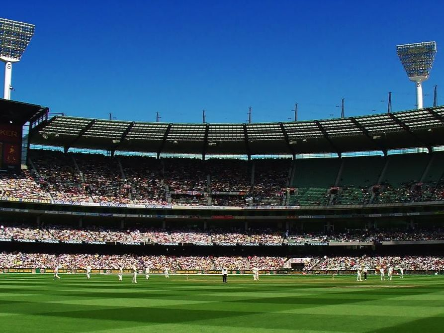 MCG - Melbourne Cricket Ground