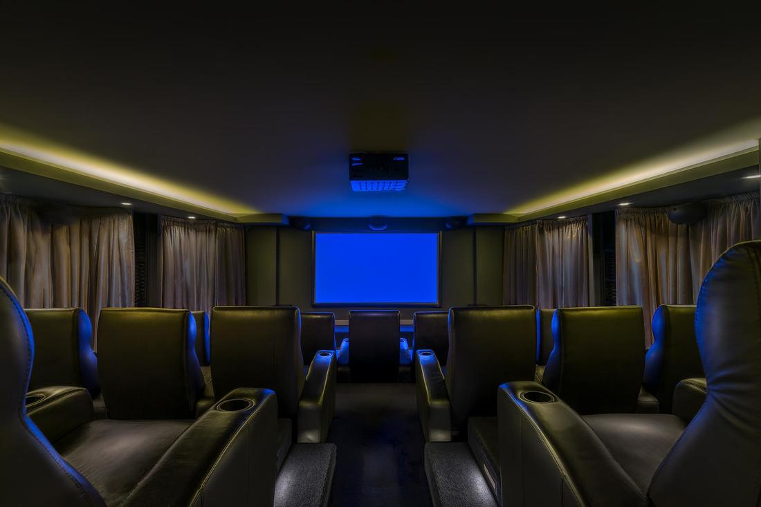 Amenities | Private Cinema
