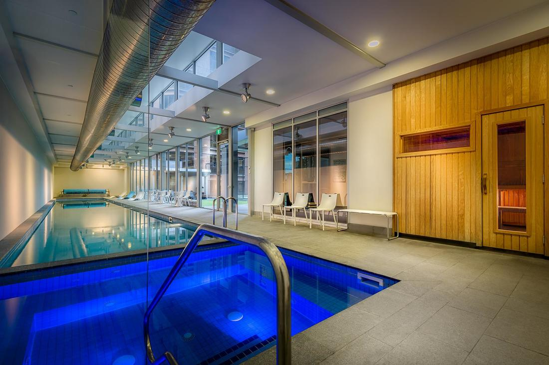 Amenities | Indoor Pool and Spa