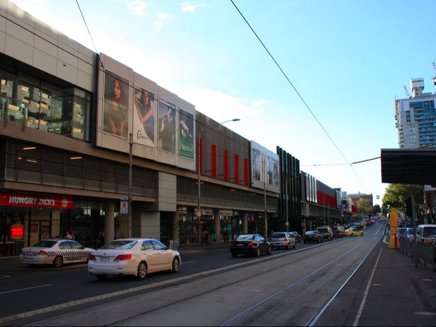 Melbourne Shopping - DFO Spencer Street